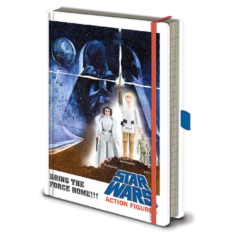 Libreta A5 Star Wars