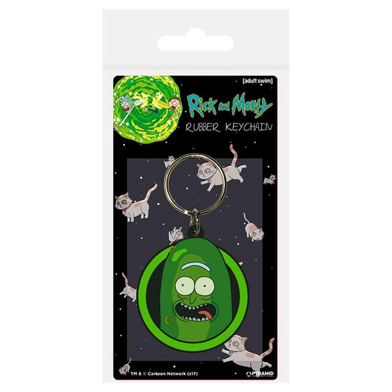 Llavero Pickle Rick and Morty 5050293387727