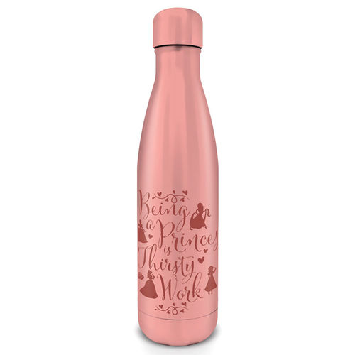 Botella metal Princesas Disney