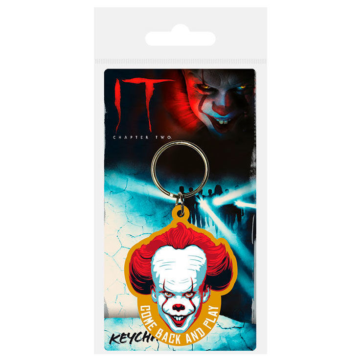 Llavero rubber Pennywise IT Chapter Two