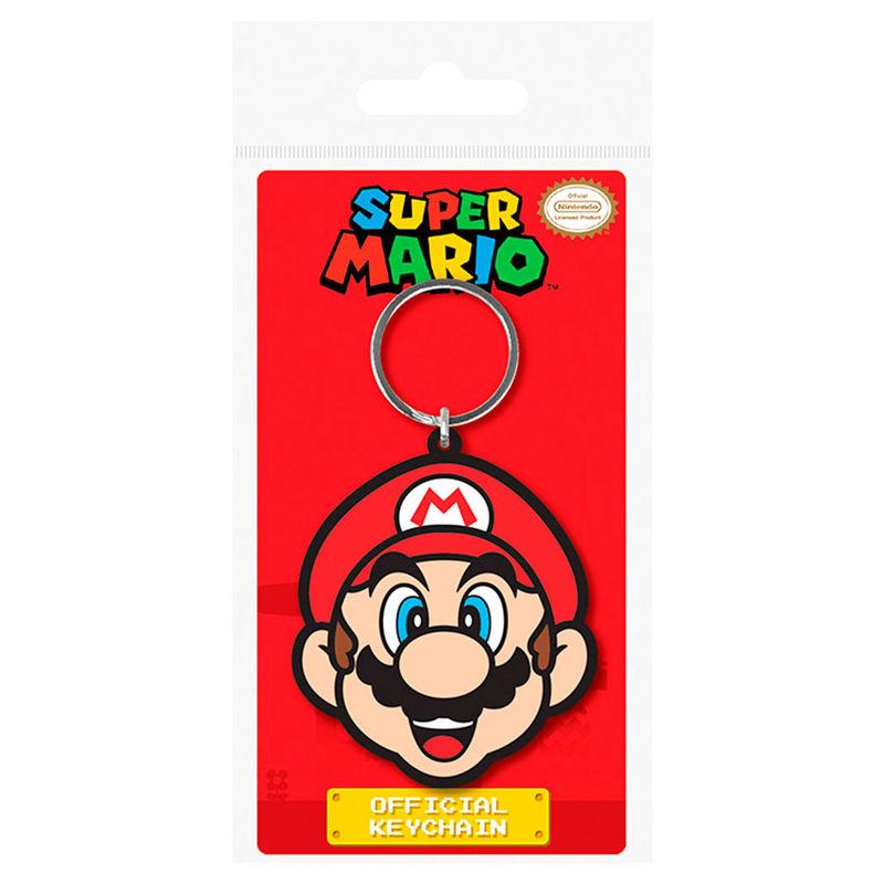 Llavero Super Mario Bros Nintendo 5050293387024