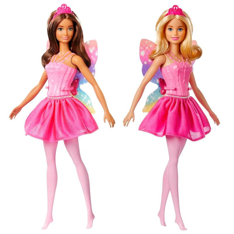 Muñeca Dreamtopia Fairy Ballarina Barbie surtido