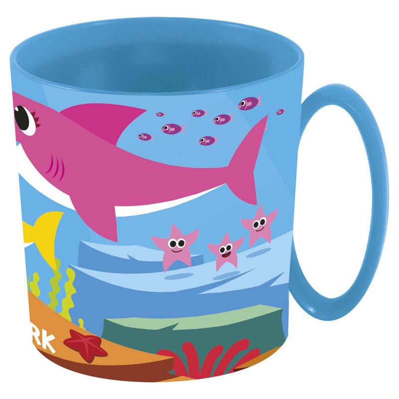 Taza Baby Shark microondas 8412497135042