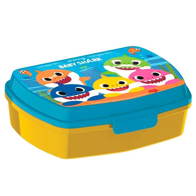 Sandwichera Baby Shark 8412497135745