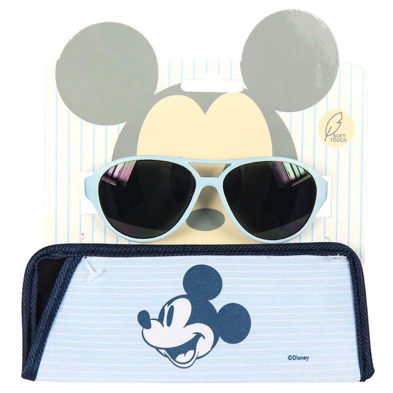 Gafas de sol + funda Mickey Disney
