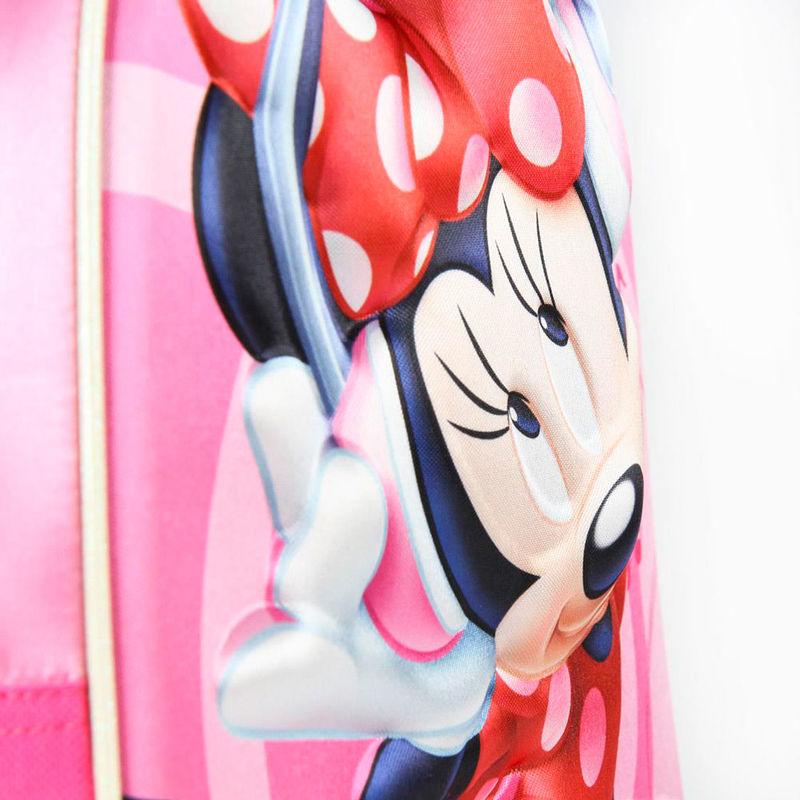 Mochila 3D Minnie Disney con accesorios 31cm