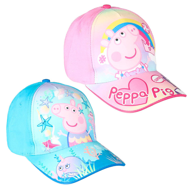 Gorra Peppa Pig surtido