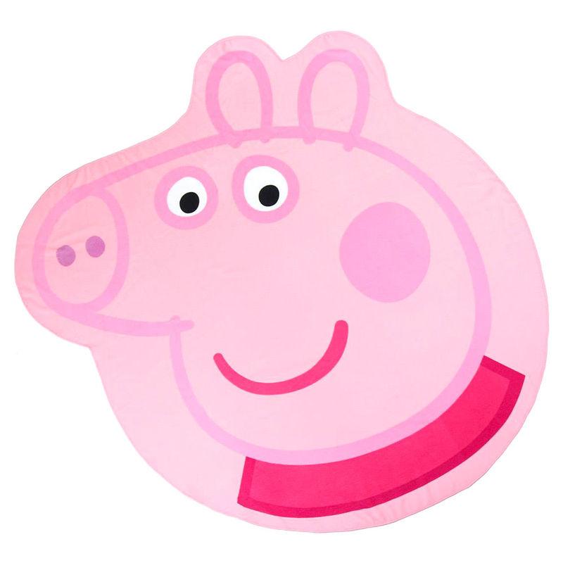 Toalla Peppa Pig microfibra