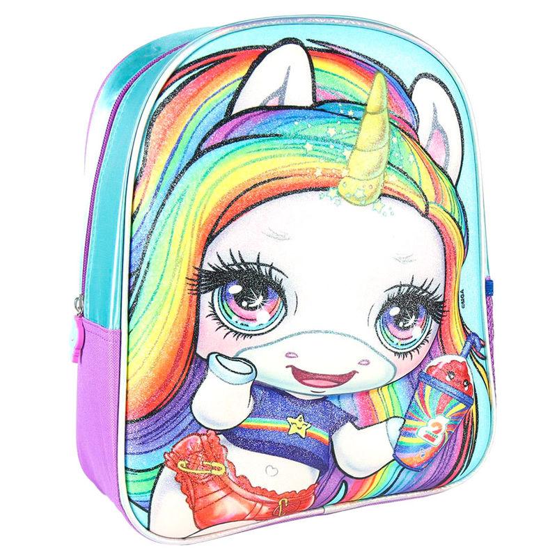 Mochila 3D premium glitter Poopsie 31cm 8427934397150