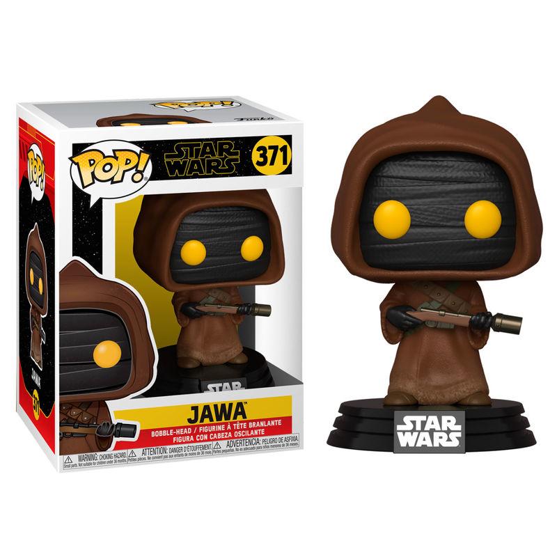 Funko POP o Figura POP Star Wars Classic Jawa