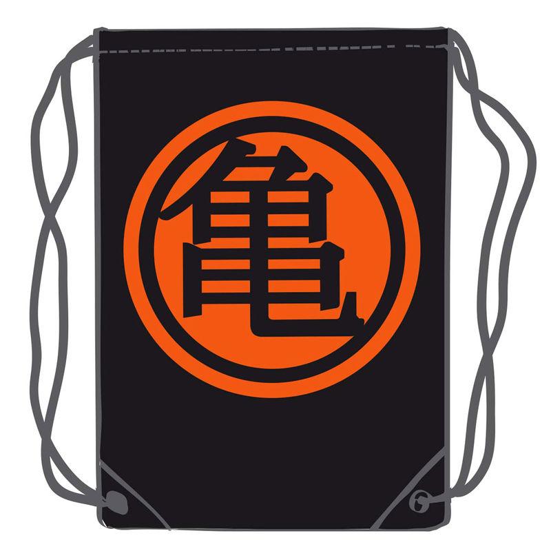 Saco Dragon Ball 45cm Negro