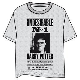 Harry Potter Undeseable adult t-shirt