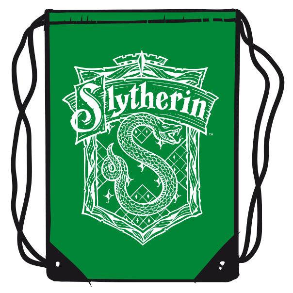 Saco Slytherin Harry Potter 45cm Verde