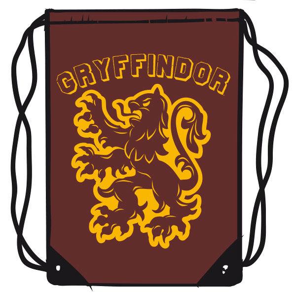 Saco Gryffindor Harry Potter 45cm