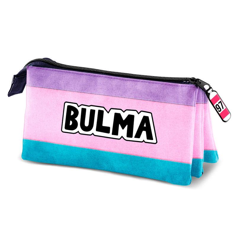 Portatodo Bulma Dragon Ball triple