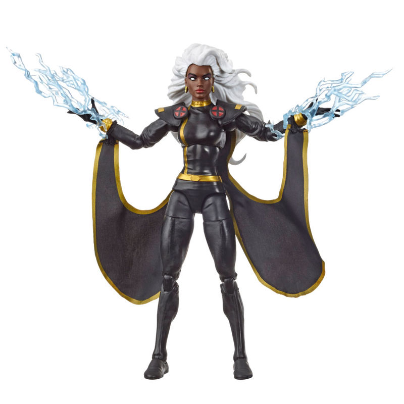 Figura Storm X-Men Legends Series Marvel By Hasbro