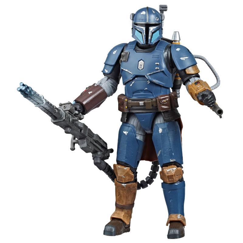 Figura Heavy Infantry Mandalorian Star Wars 5010993623624