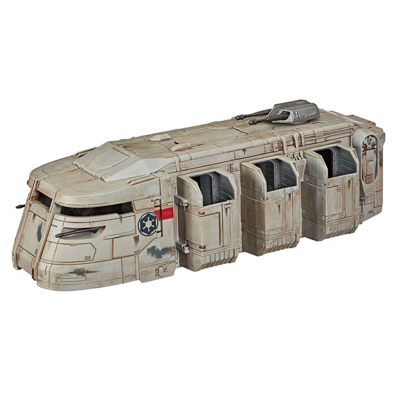 Imperial Troop Transport Mandalorian Star Wars