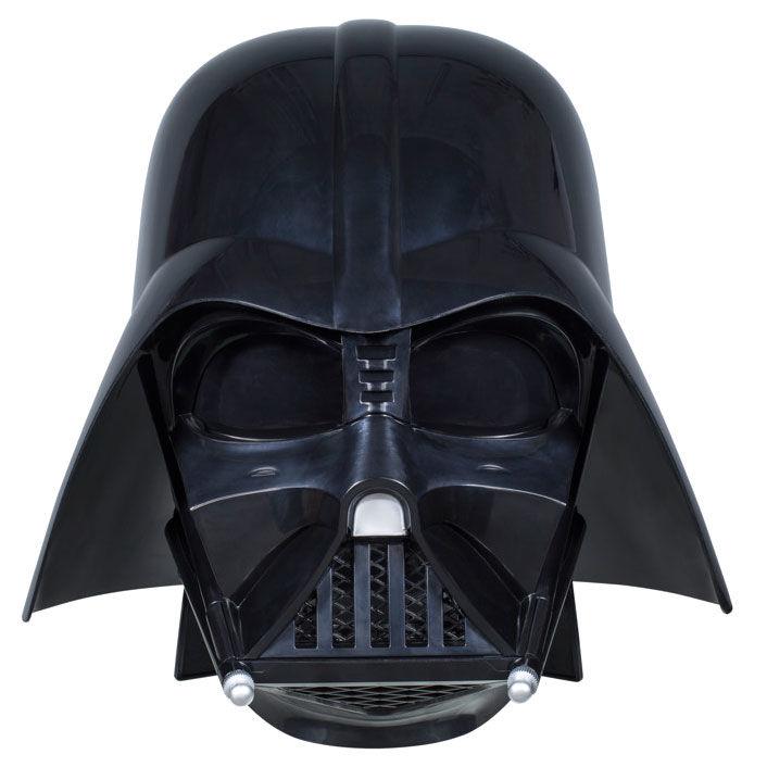 Casco Electronico Premium Darth Vader Star Wars By Hasbro