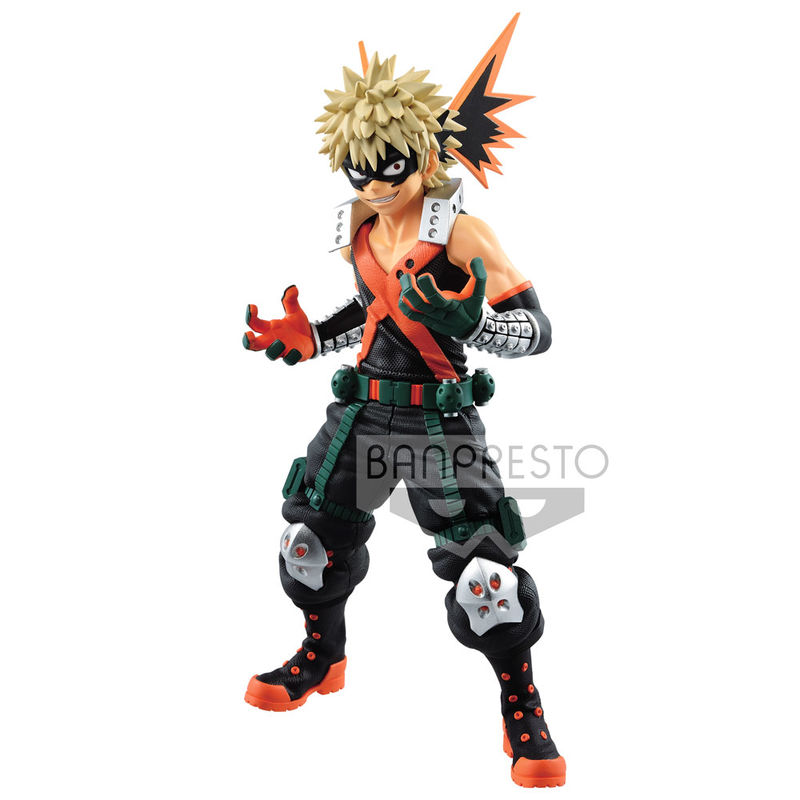 Figura Katsuki Bakugo My Hero Academia 19cm By Banpresto