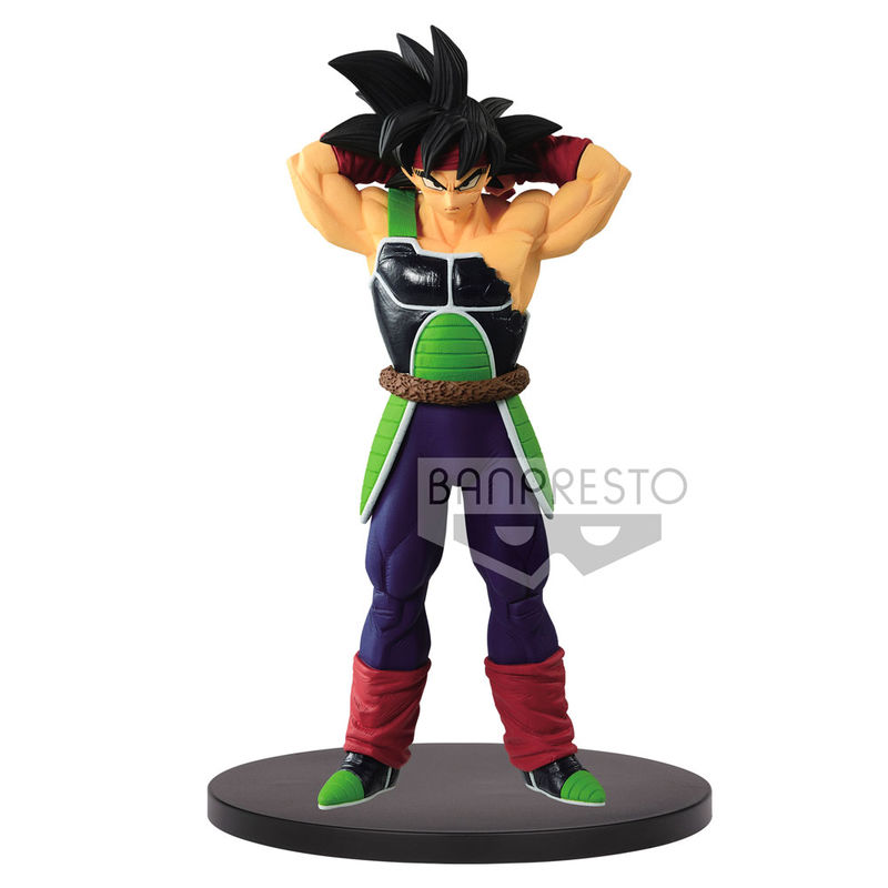 Figura Bardock Creator x Creator Dragon Ball Z A 19cm By Banpresto
