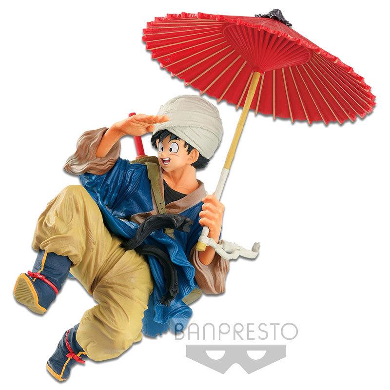 Figura Son Goku BWFC Dragon Ball Z 18cm By Banpresto