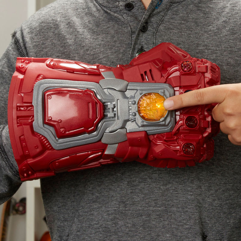 Guantelete Electronico Vengadores Avengers Endgame Marvel By Hasbro