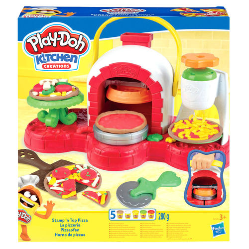 Play Doh Kitchen Creations Pizza Oven