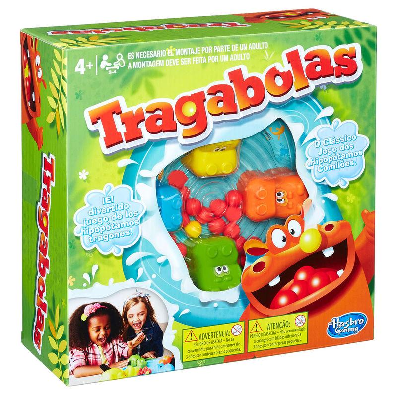 Juego de Mesa Tragabolas by Hasbro