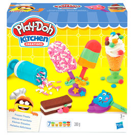 Helados Deliciosos Kitchen Creations Play-Doh