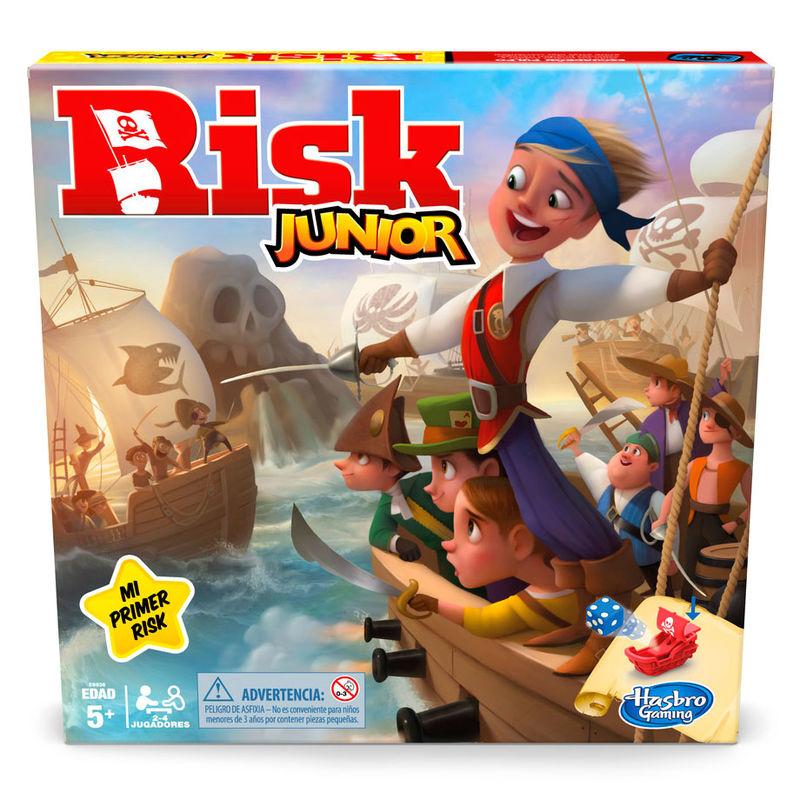 Juego de Mesa Risk Junior By Hasbro