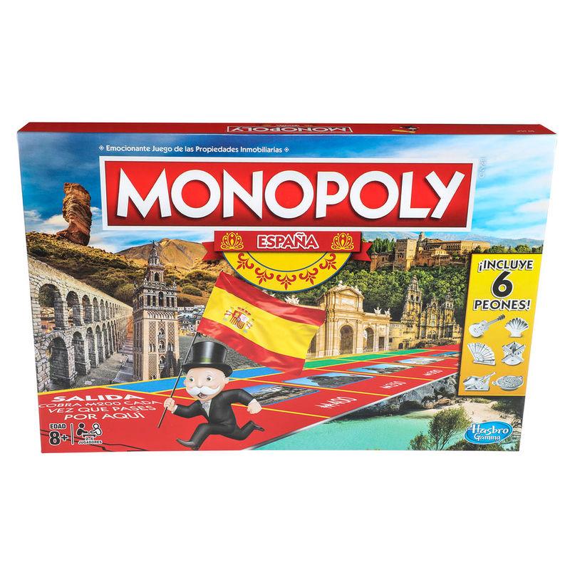 Juego Monopoly España 5010993481637