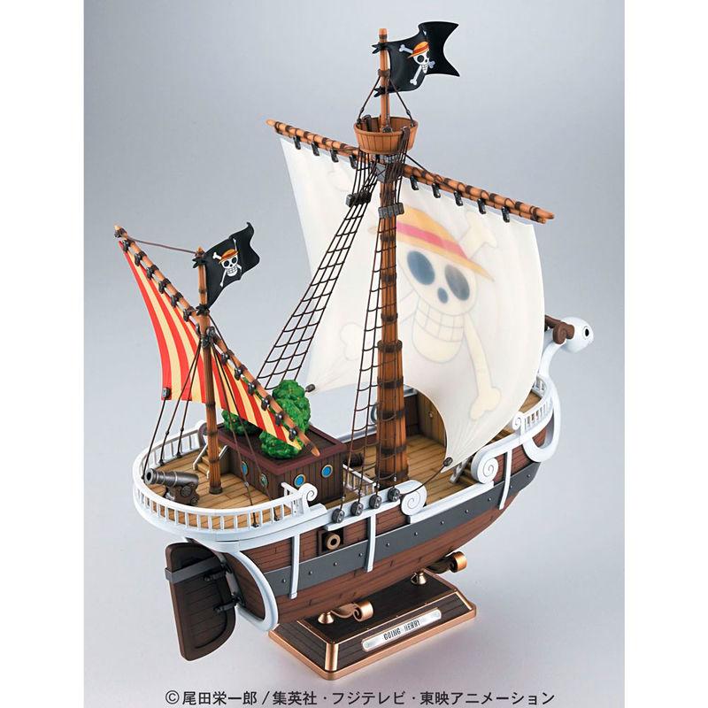 Figura Barco Going Merry Model Kit One Piece 30cm By Banpresto