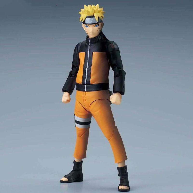 Figura Naruto Uzumaki Model Kit Naruto 16cm By Bandai
