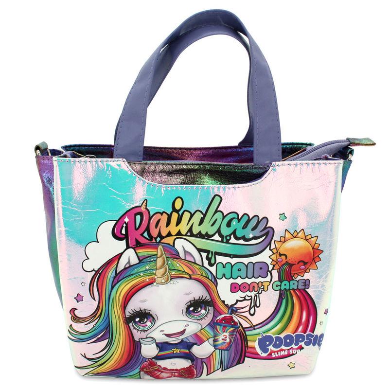 Bolso neceser Rainbow Poopsie 8414640185669