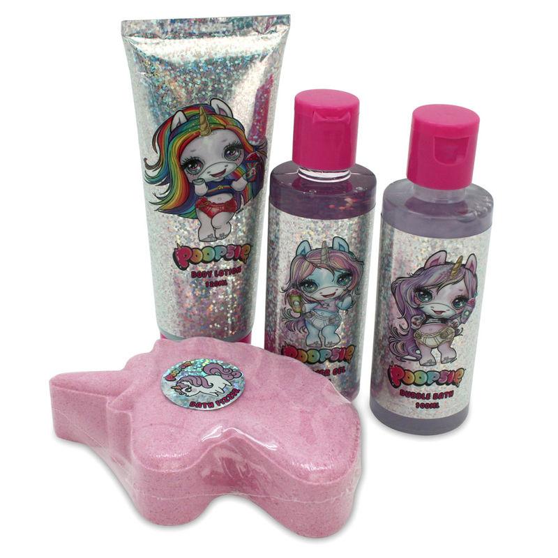 Set de baño Shine Poopsie 8427934248179