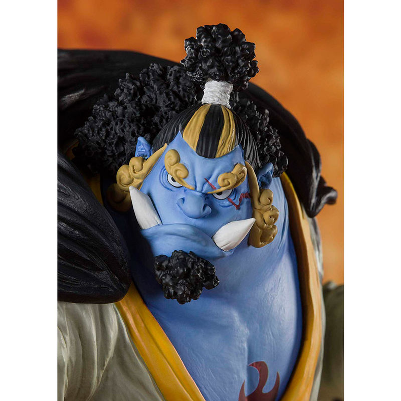 Figura Knight of the Sea Jinbe One Piece 19cm