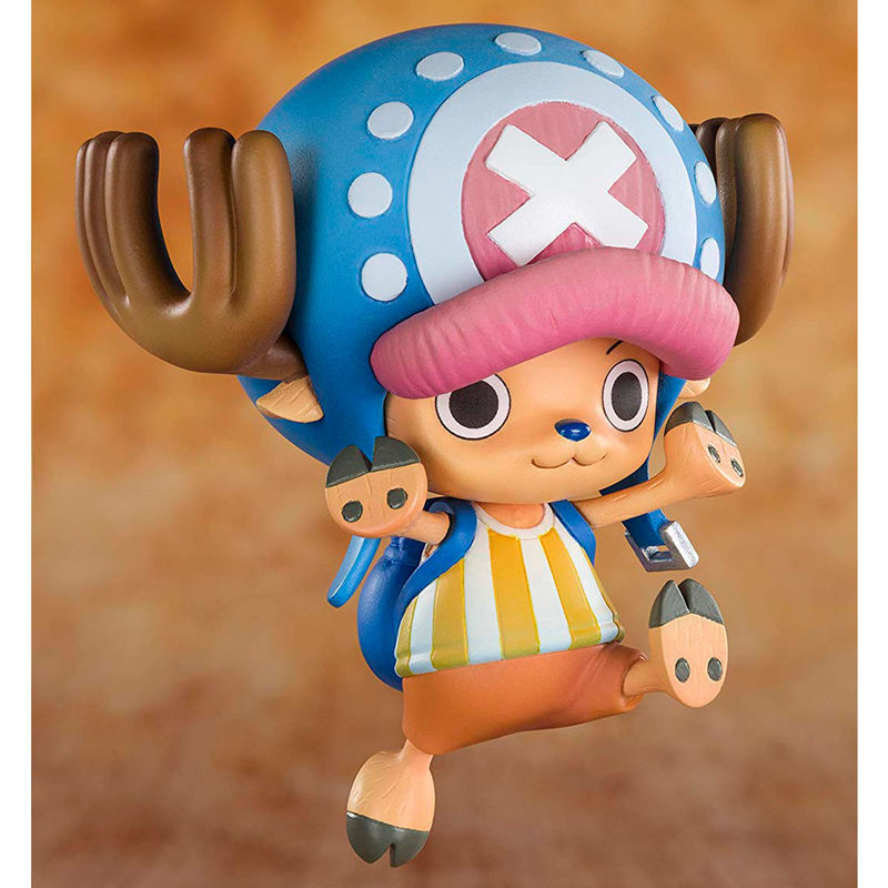 Figura Cotton Candy Lover Chopper One Piece 7cm