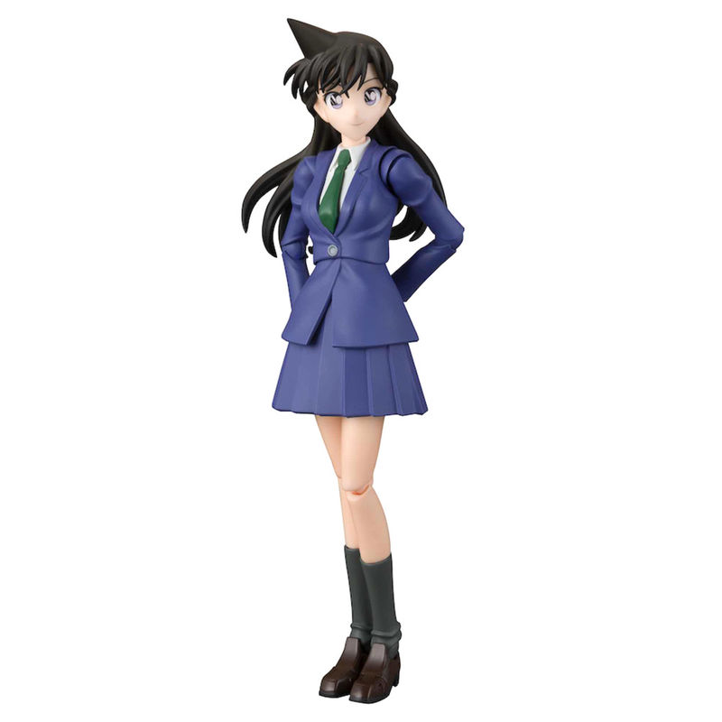 Figura articulada Ran Mouri Detective Conan 15cm