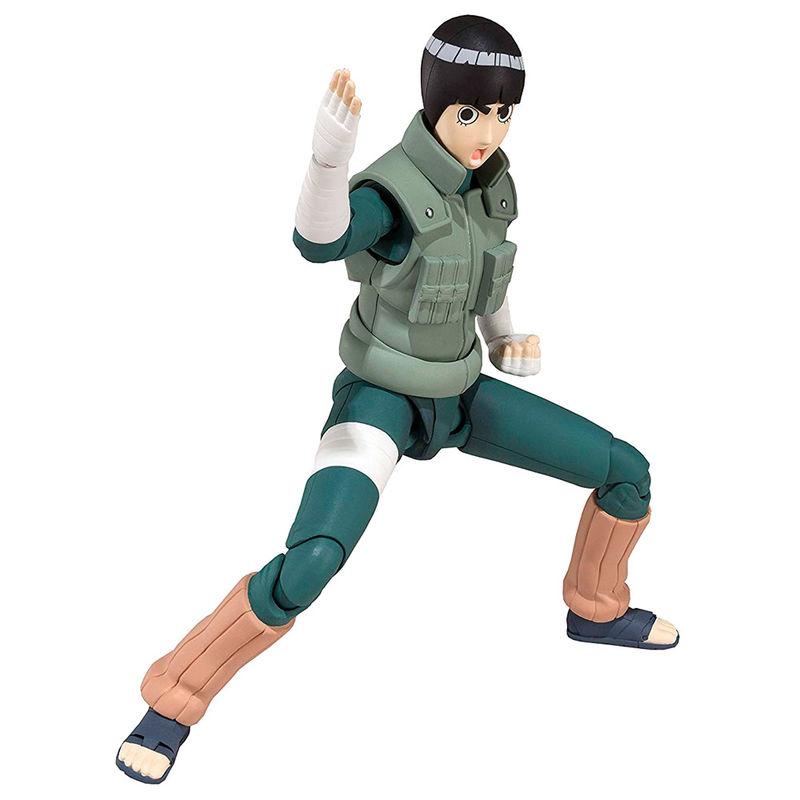 Figura articulada Rock Lee Naruto Shippuden 14cm