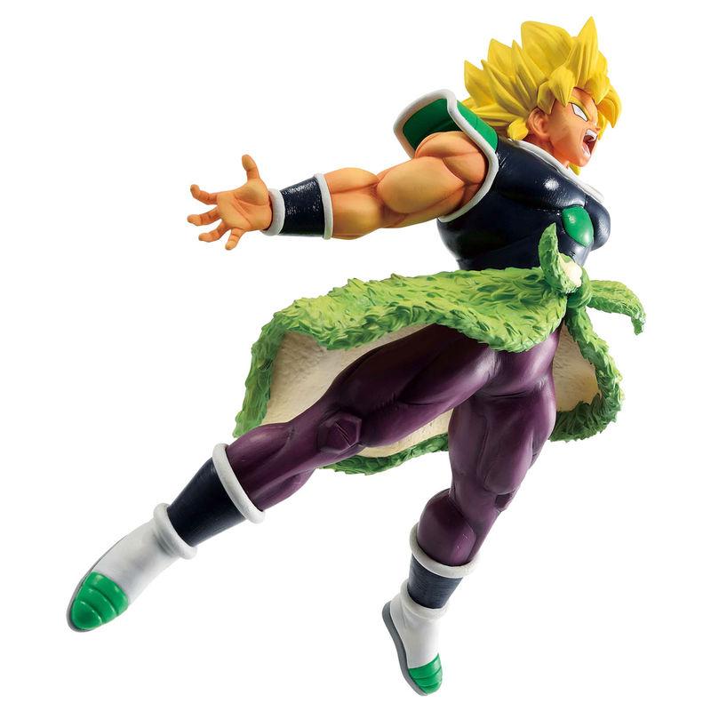 Figura Ichibansho Super Saiyan Broly Rising Fighters Dragon Ball Z 24cm By Banpresto