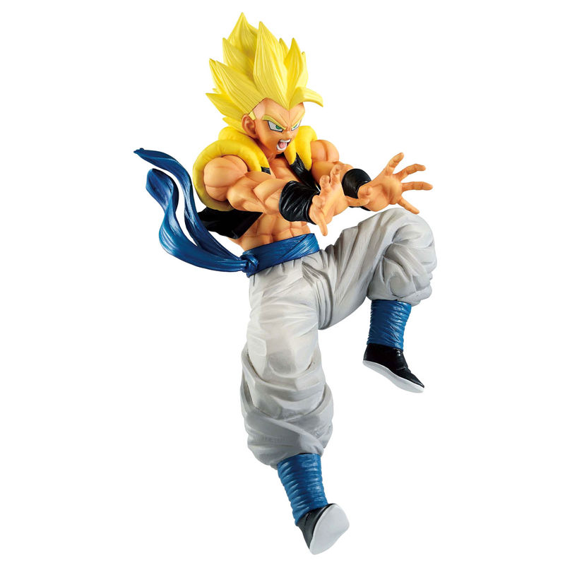 Figura Ichibansho Super Saiyan Gogeta Rising Fighters Dragon Ball Z 18cm (2)