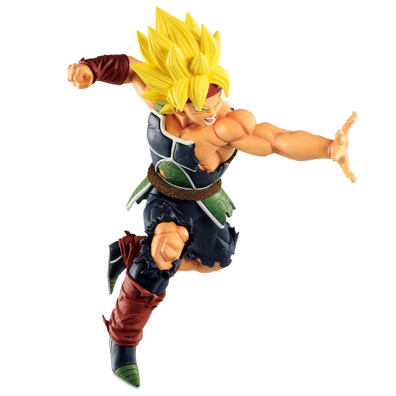 Figura Ichibansho Super Saiyan Bardock Rising Fighters Dragon Ball Z 18cm 4983164164572