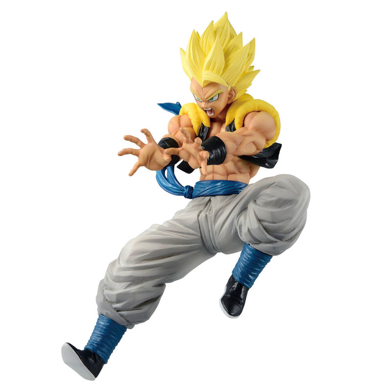 Figura Ichibansho Super Saiyan Gogeta Rising Fighters Dragon Ball Z 18cm By Banpresto