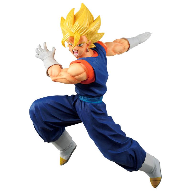 Figura Ichibansho Super Vegito Rising Fighters Dragon Ball Z 18cm By Banpresto