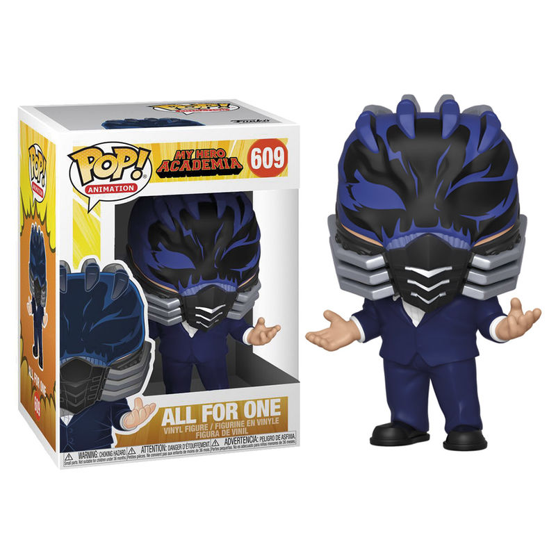 Figura POP My Hero Academia All For One serie 3