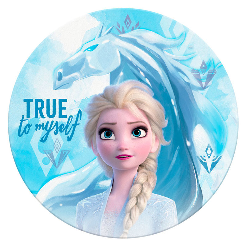 Toalla redonda Frozen 2 Disney microfibra