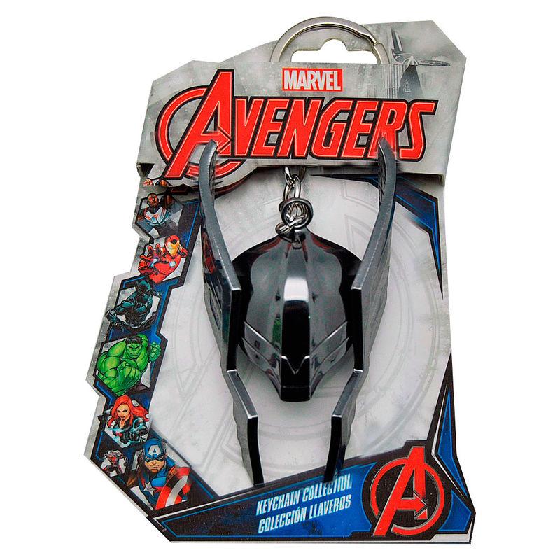 Llavero 3D Thor Marvel