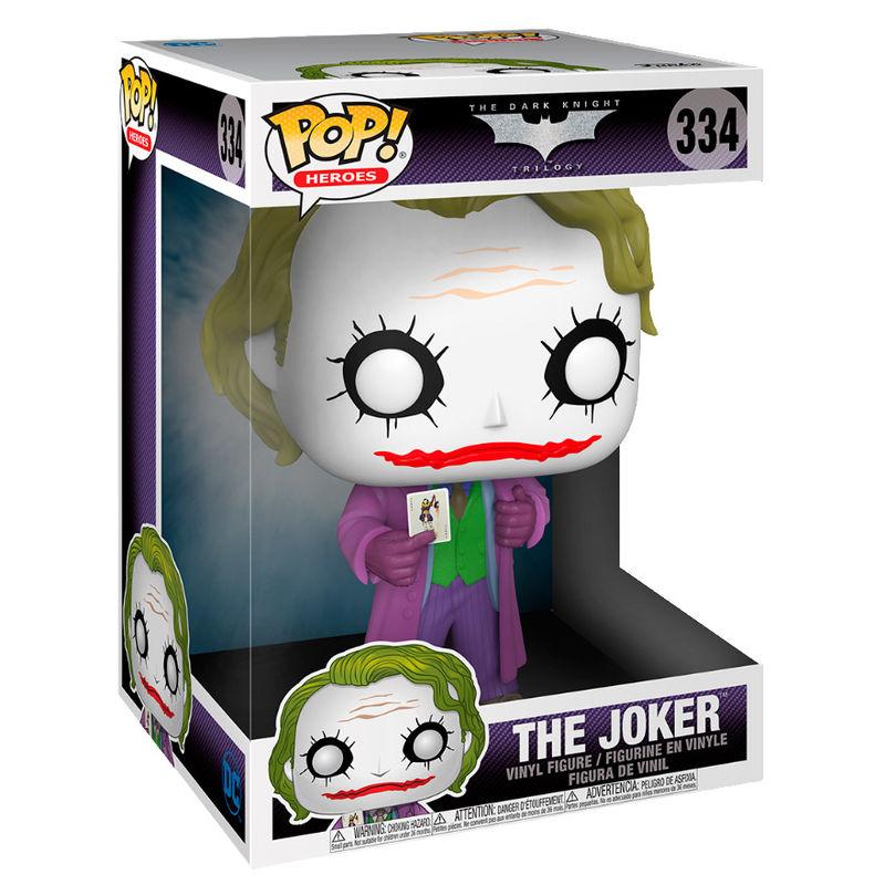 Funko Pop o Figura POP DC Comics Joker 25cm (3)