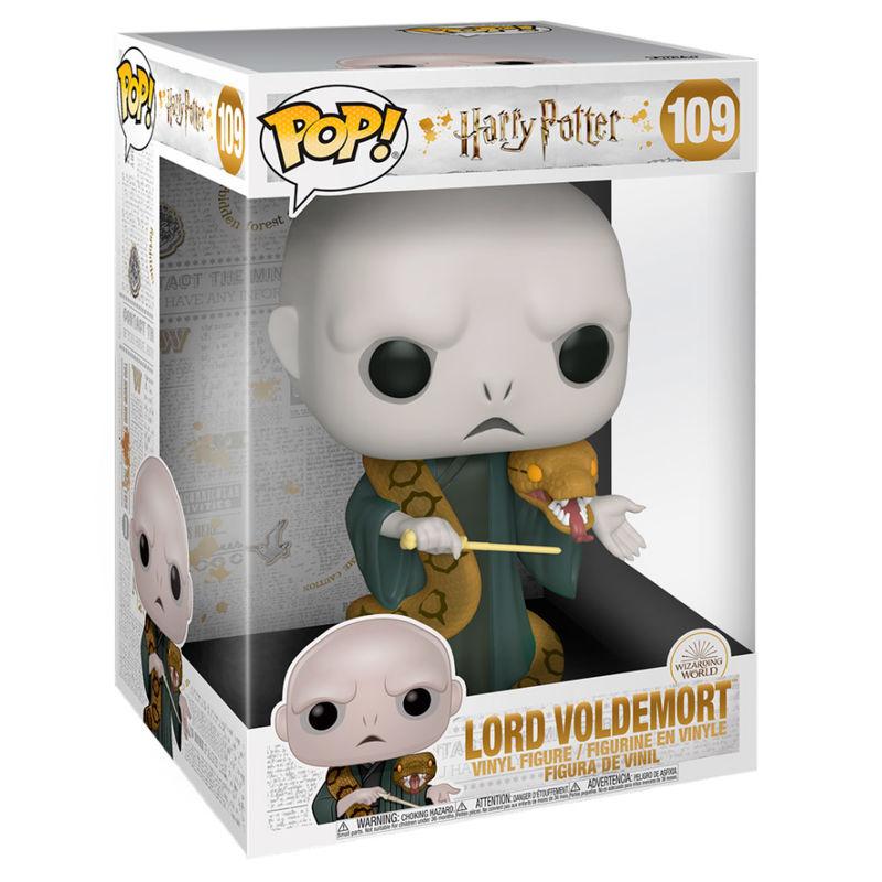 Funko POP o Figura POP Harry Potter Voldemort con Nagini 25cm (3)